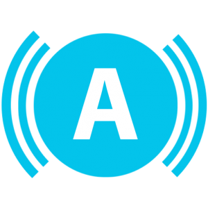 Active-Sound Logo Icon