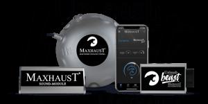 maxhaust komplett-set basis