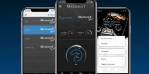Maxhaust Active-Sound App